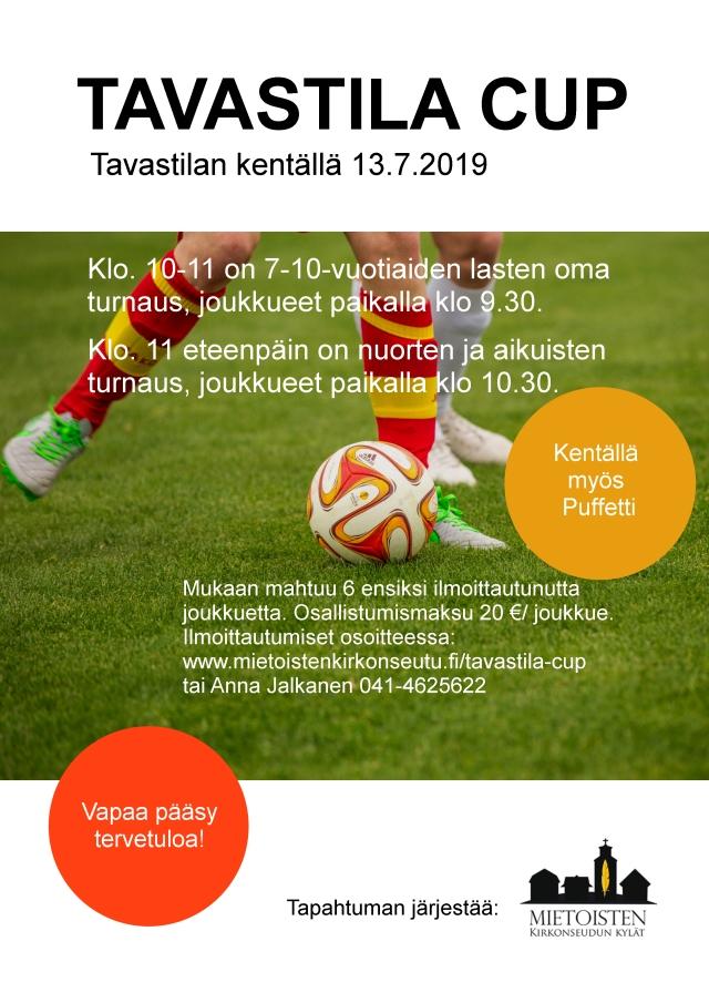 TAVASTILA CUP 2019